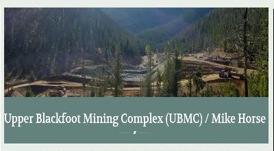 METG Site highlighting UBMC project