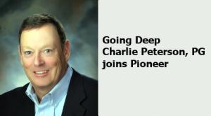 Charlie Peterson, PG joins Pioneer