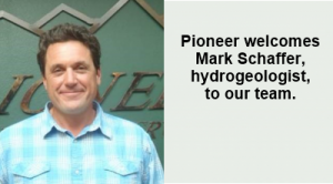 Mark Schaffer at Pioneer