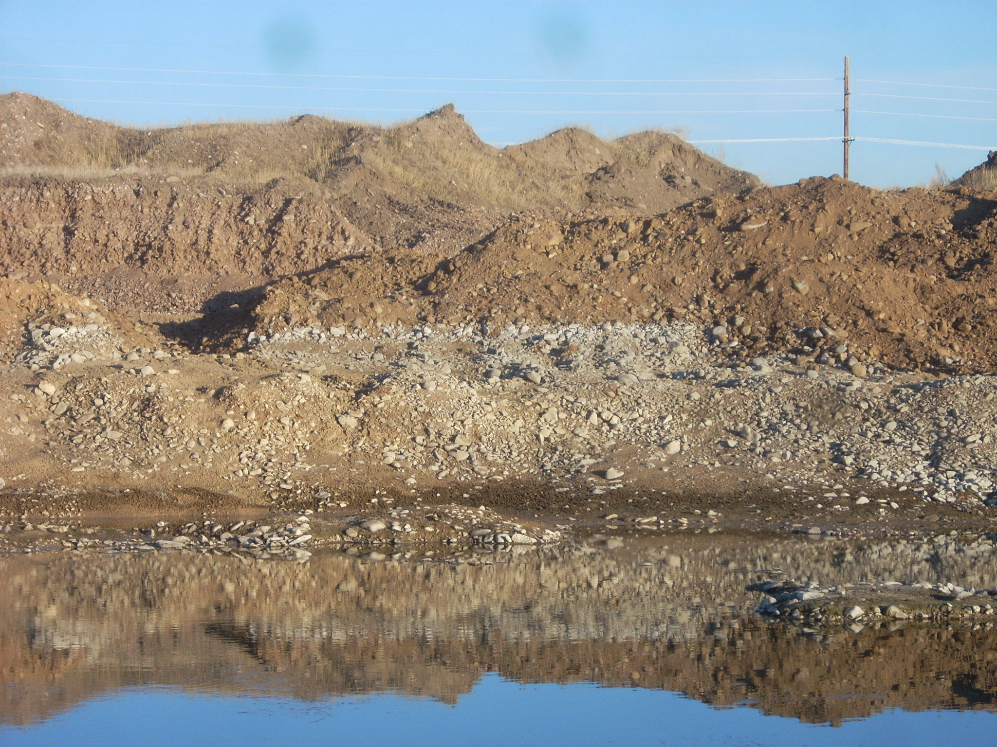 Hall Sand and Gravel Pit
