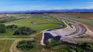 Prickly Pear Creek Floodplain Reconstruction