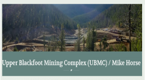 METG Site highlighting UBMC project