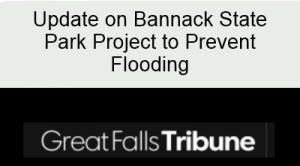 Bannack Project update