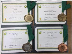 2018 safety awards